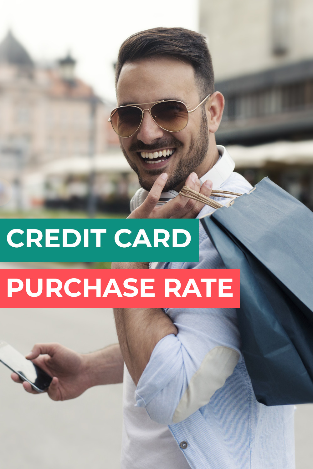Credit card purchase rate - the complete guide